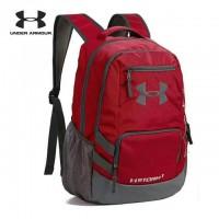 Рюкзак 9010-2 красно-серый