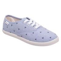 Макасины Calypso 9610-002 голубой