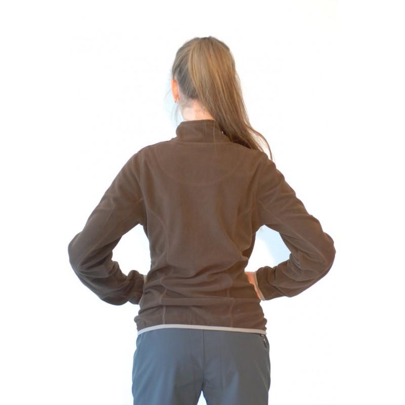 628a6ec6 Женская спортивная толстовка Umbro 102711 коричневая